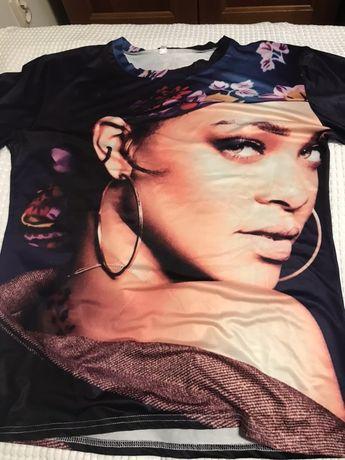 Rihanna bluzka L