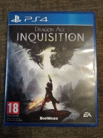 Dragon Age Inkwizycja - PS4 - Polska Wersja - jak NOWA