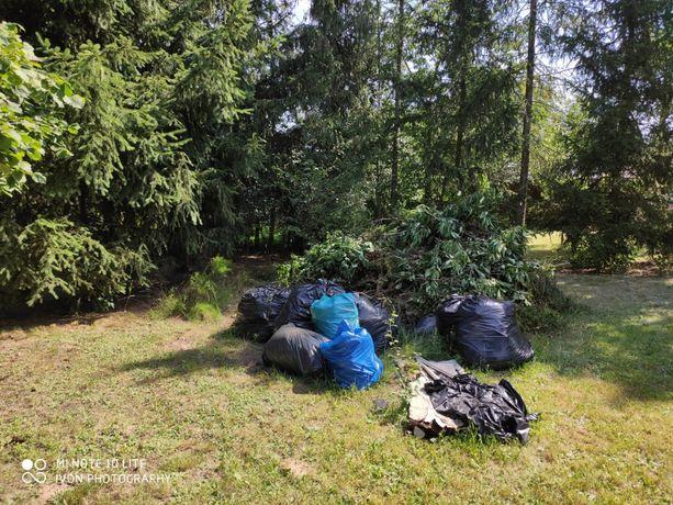 Odpady zielone oddam za darmo