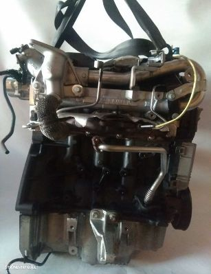 Motor Nissan 1.5 DCi Juke F15 K9K636 - com 91.000 km de Dez 2014/2015