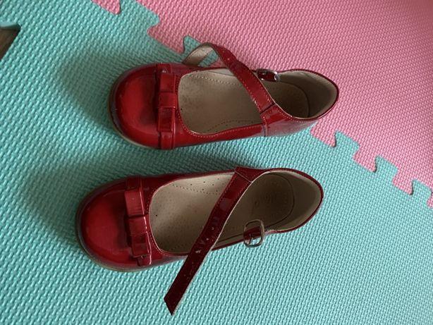 Sprzedam buciki dla dziewczynki Emel rozmiar 28