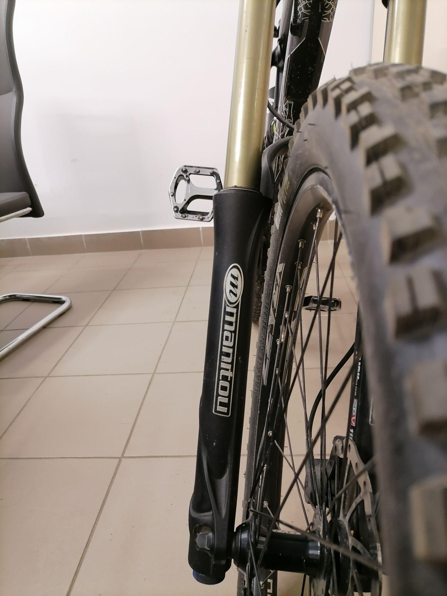 Велосипед Corratec bump force xq