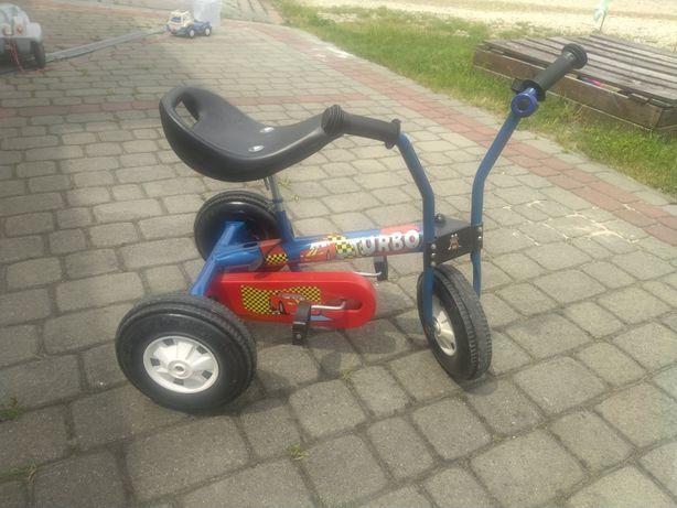 Rowerek trójkołowy Turbo