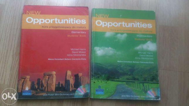 Matura z języka angielskiego - New Opportunities podręczniki