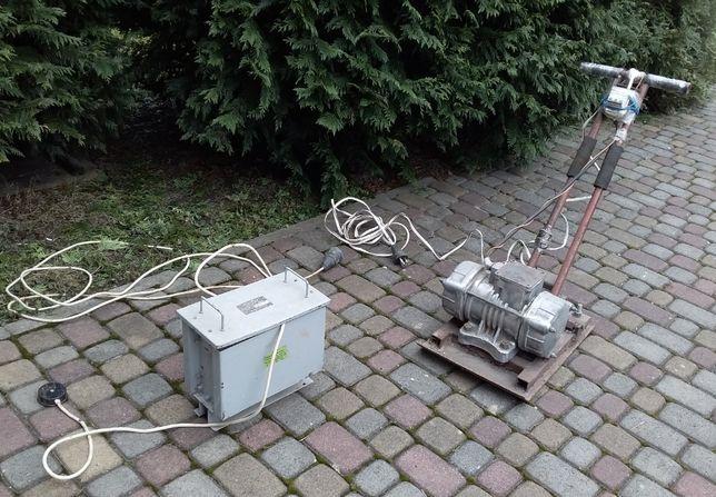 Вібробплита ( електрична 380в.)