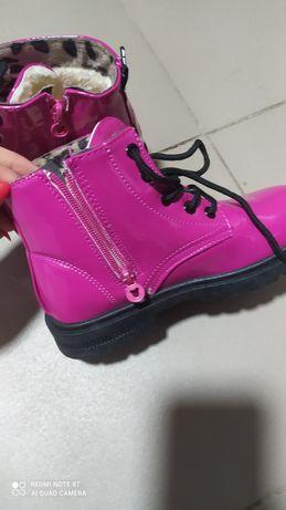 Ботинки детские (продам )