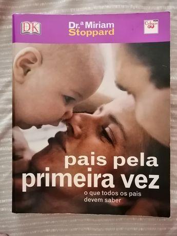 Livro Pais pela Primeira Vez