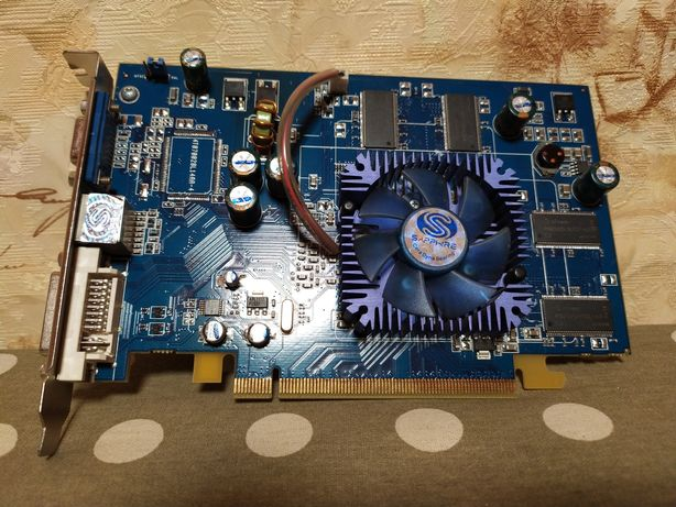 Видеокарта Sapphire x700 256mb 128bit
