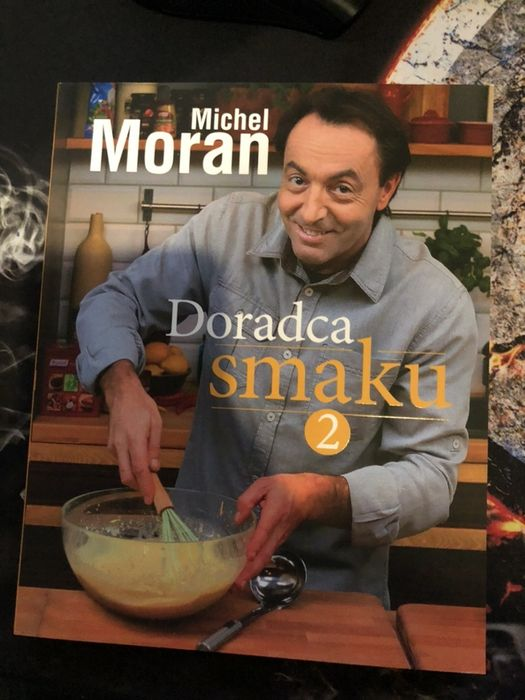 "Michael Moran ""Doradca smaku 2"" Tęgoborze - image 1"