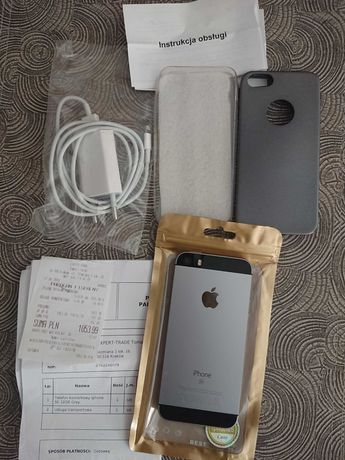 iPhone SE 32GB Grey