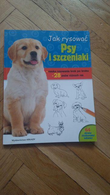 Jak rysować psy i szczeniaki