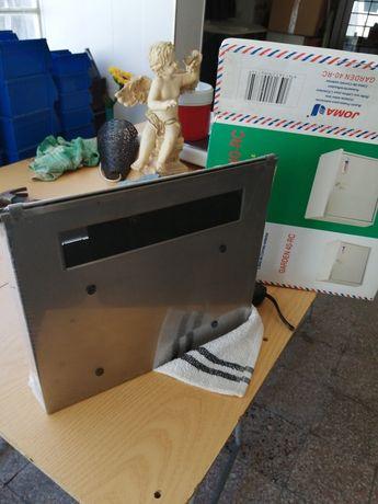 Caixa de correio em inox