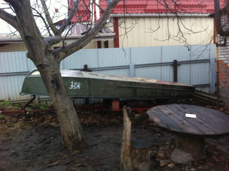 лодка казанка 1 с лафетом
