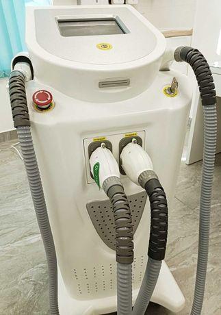 Апарат для лазерной эпиляции. АППАРАТ ДЛЯ SHR И ELOS ЭПИЛЯЦИИ MED-130C