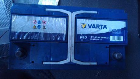 Bateria Varta Blue Dynamic 12V 80Ah 740A(EN) 580 406