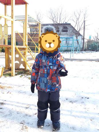 Зимовий костюм комбінезон Kiko 98 - 116