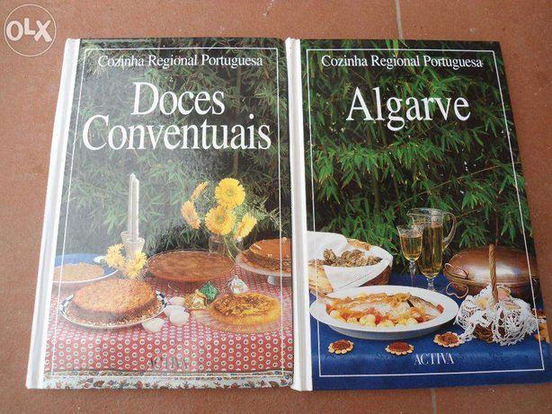 Cozinha Regional Portuguesa (3 livros)
