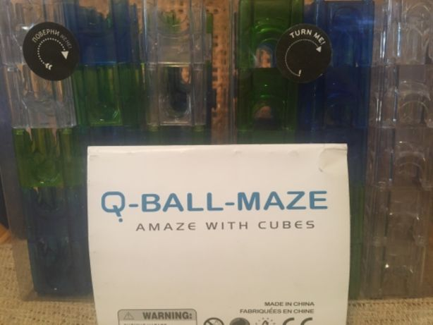 Конструктор-лабиринт Q-Ball-Maze