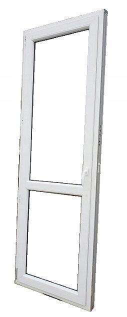 okna kacprzak okno balkon 78x229 używane promocja Jelenia Góra - image 1