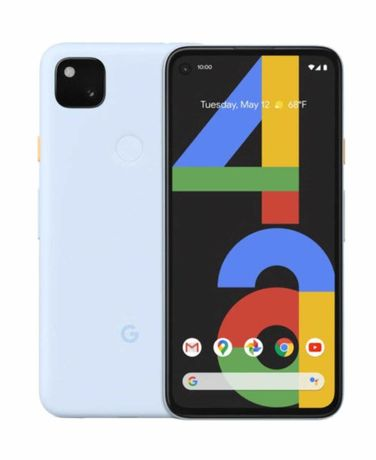 Смартфон Google Pixel 4a 6 / 128GB Barely Blue