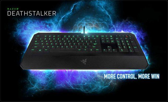 Teclado gaming razer deathstalker