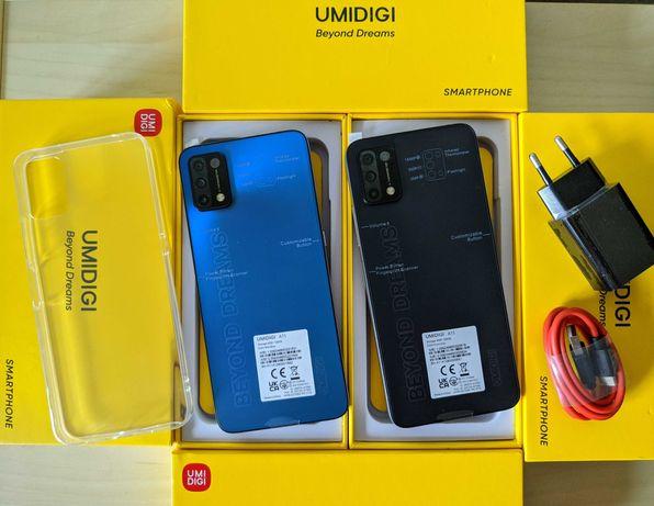 Umidigi A11 4+128/3+64GB Android 11 лучше Xiaomi Redmi 9a!