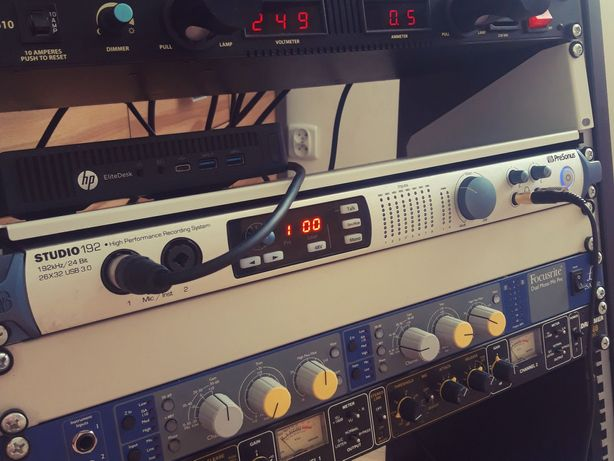 Interfejs audio USB 3.0 Presonus Studio 192
