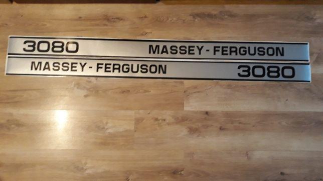 Naklejki massey ferguson 3080, 3085, 3090, 3095