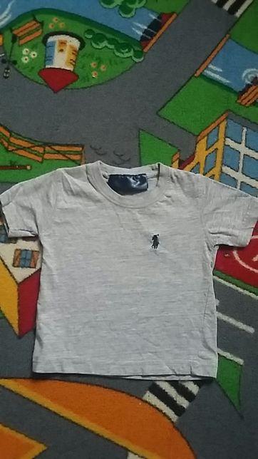 Koszulka Ralph Lauren 0-6 m-ca