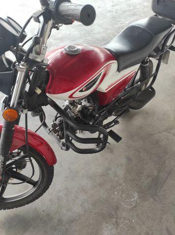 Мотоцикол 117 куб