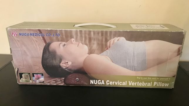 Турманиевая подушка NugaBest NM-30