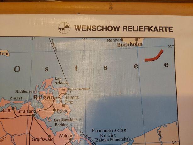 Продам карту Німеччини.