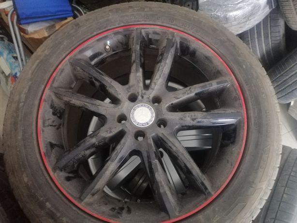 Продам оригінальні диски з резиною r 19/255/50.Audi.Mersedes ML. GL. S