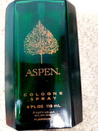 Aspen cologne spray