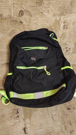 Рюкзак CFS Черно-зеленый