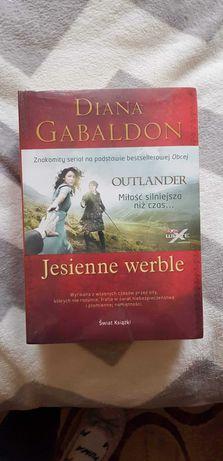 Jesienne werble Diana Gabaldon seria Obca