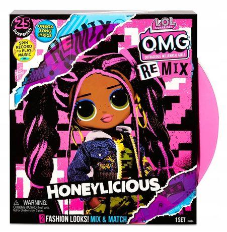 """Кукла O.M.G. Remix"""" - МИЛАШКА L.O.L. Оригинал 567264"""