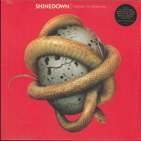винил Shinedown – Threat To Survival