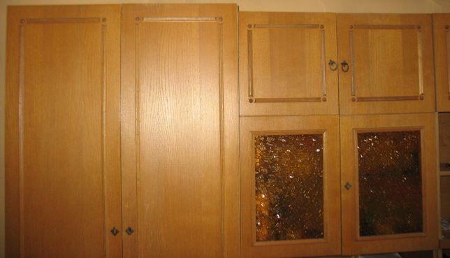 meblościanka, 4 segmenty w tym 2 szafy