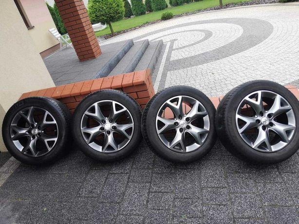 Felgi aluminiowe 17 Peugeot