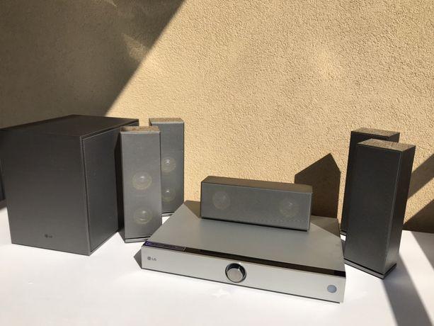 LG kino domowe 5.1 Blu-ray 3D BH8220B