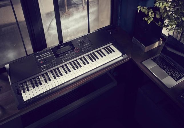 Keyboard Casio CT-X5000 - Keybord kibord lepszy niż Yamaha psr i Korg