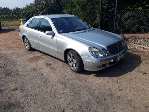Mercedes W211 sprzedam