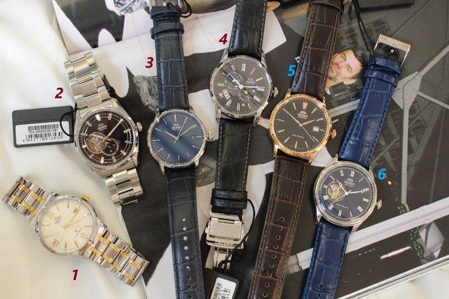Новые оригинальные часы Orient Гарантия (не Swiss Seiko Citizen Casio)