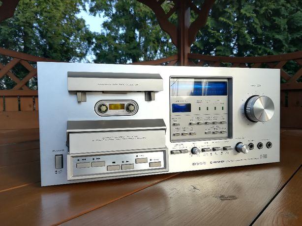 PIONEER CT-F900 Blue Line 120V Po dużym serwisie od Audioszop