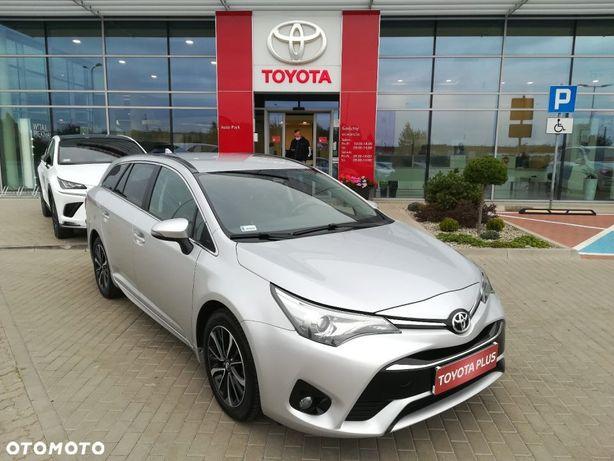 Toyota Avensis 2.0 D-4D Premium Style Salon PL Serwis ASO Gwarancja fabryczna