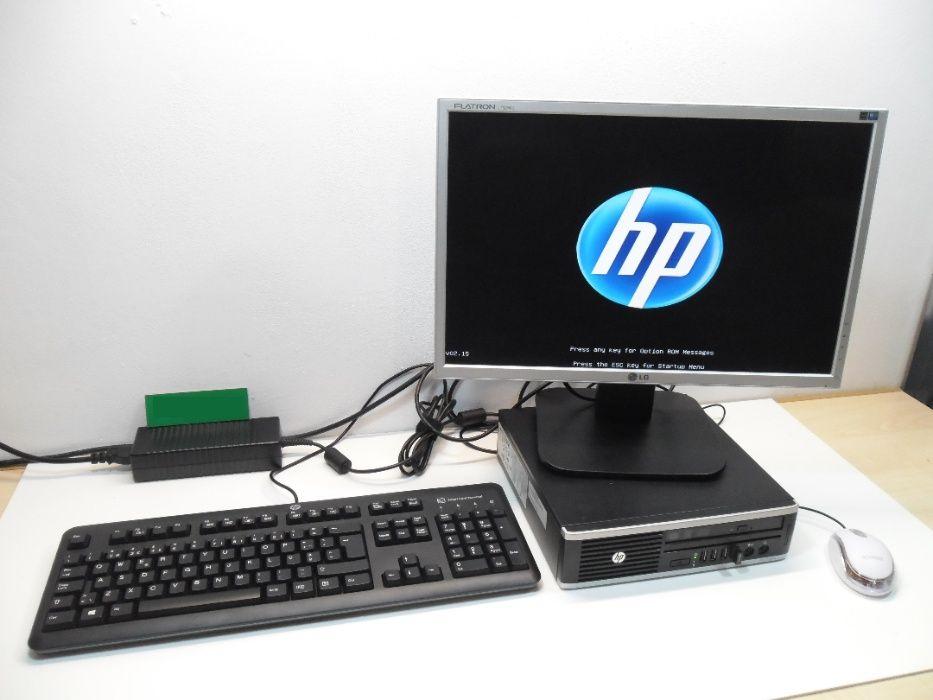 Komputer HP 8300 i5/SSD/Biznesowy WYDAJNY! 1 rok gwarancji Kraków - image 1
