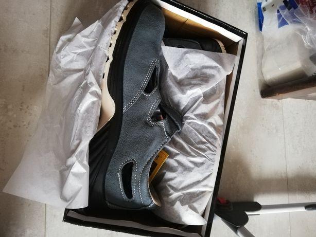 Nowe Buty robocze 47 Urgent