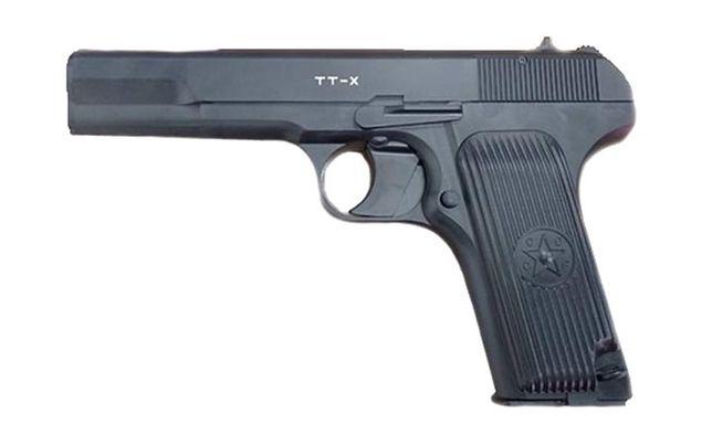 Pistolet wiatrówka Borner TT-X 4,5 mm