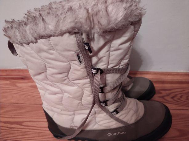 Śniegowce quechua 39 decathlon